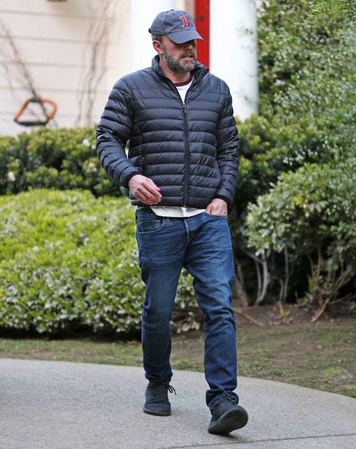 Ben Affleck, enojado después de dejar a su ex, la casa de Jennifer Garner, sin Ana de Armas 6
