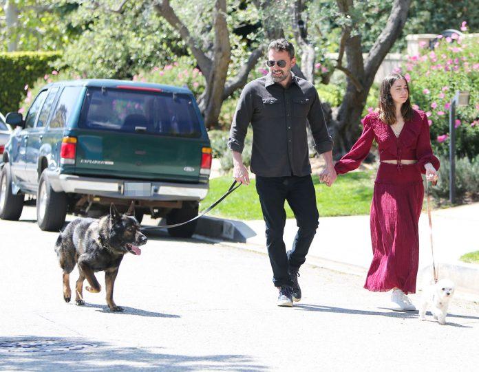 Ben Affleck, enojado después de dejar a su ex, la casa de Jennifer Garner, sin Ana de Armas 20