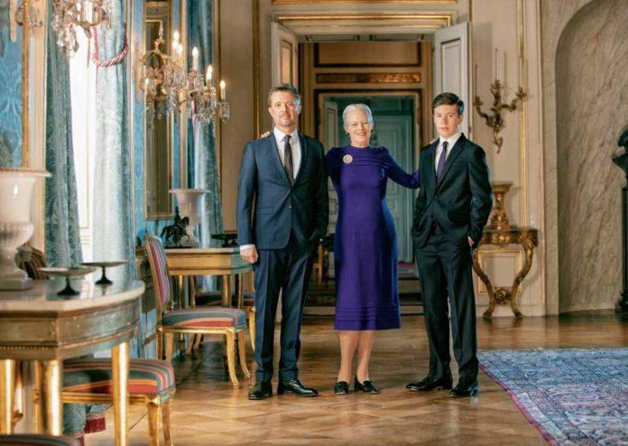 Los retratos más especiales de Margarita de Dinamarca para su 80 cumpleaños. 4