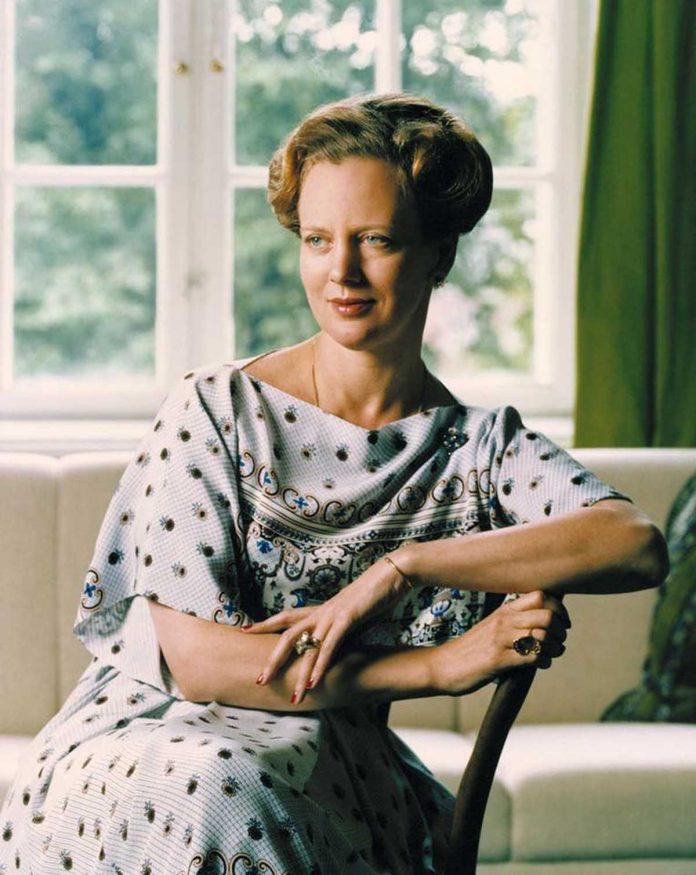 Los retratos más especiales de Margarita de Dinamarca para su 80 cumpleaños. 12