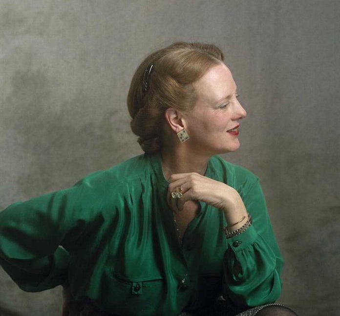 Los retratos más especiales de Margarita de Dinamarca para su 80 cumpleaños. 14