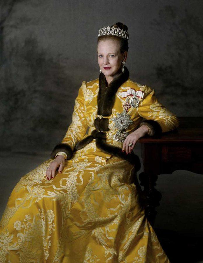 Los retratos más especiales de Margarita de Dinamarca para su 80 cumpleaños. 22