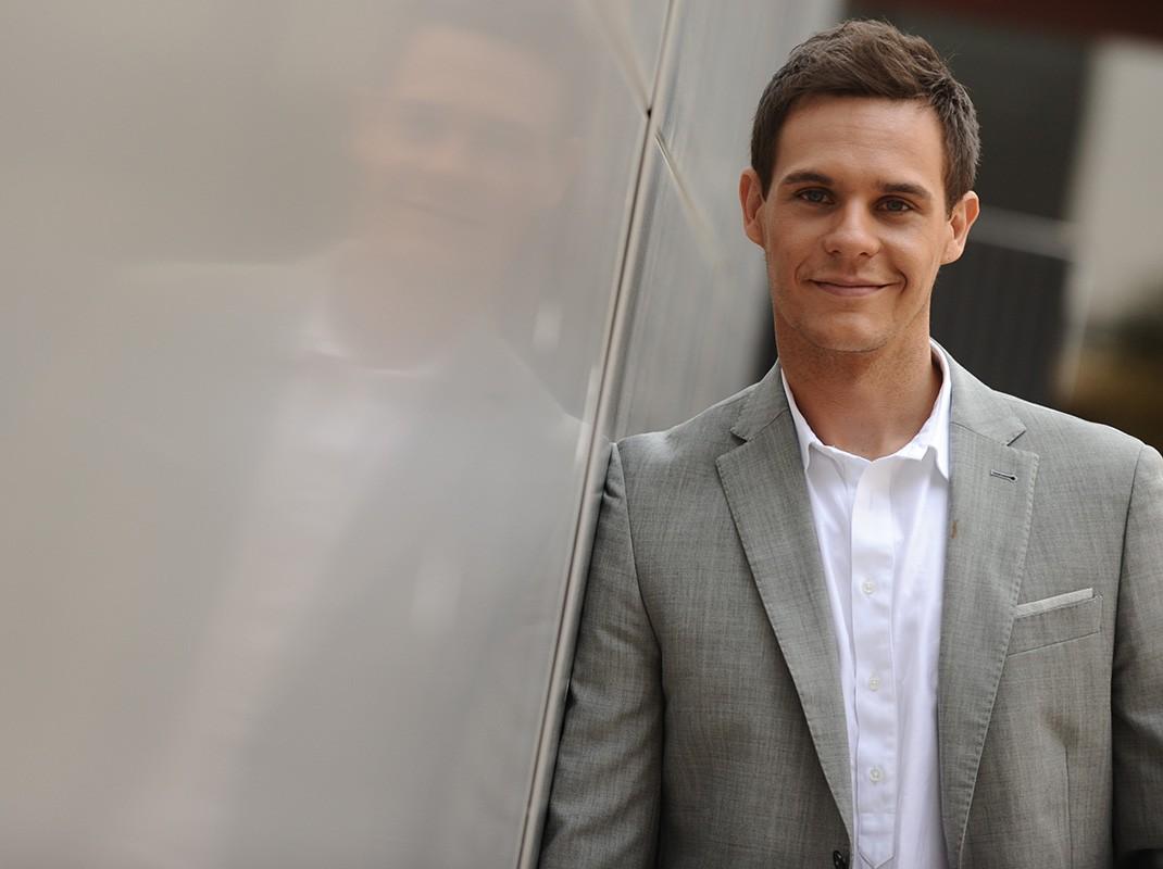 El giro profesional Roberto Leal: presentador de Pasapalabra, en Antena 3 2