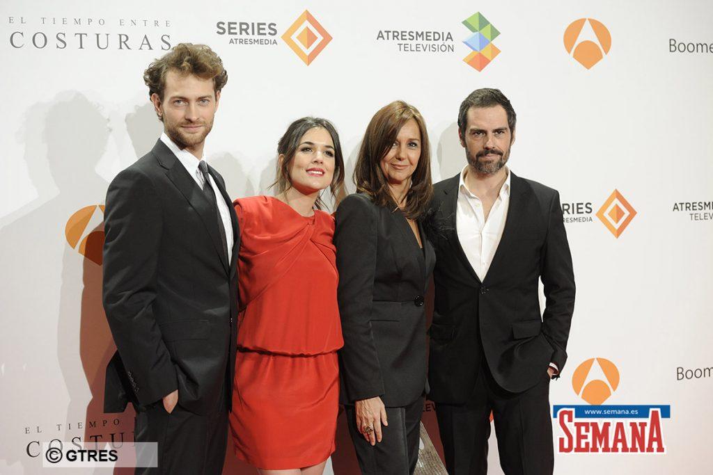 Filipe Duarte, actor en 'El tiempo entre costuras', muere a los 46 años 2