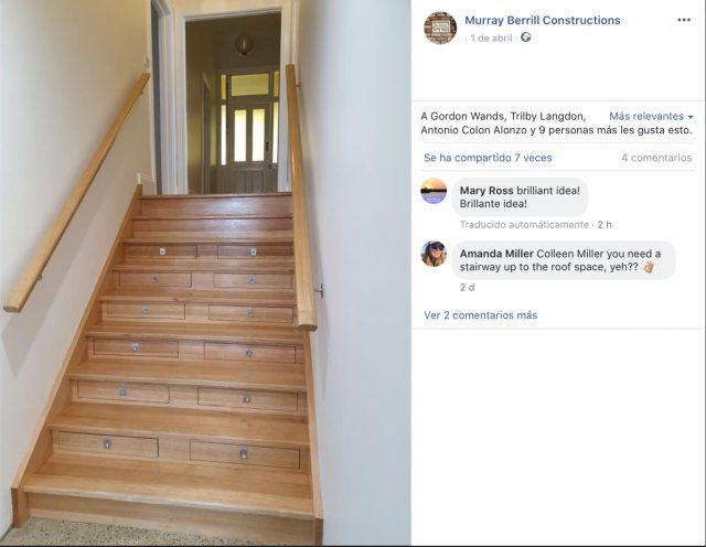 Transforme las escaleras de su casa en una bodega con capacidad para más de 150 botellas. ¡Qué! 1