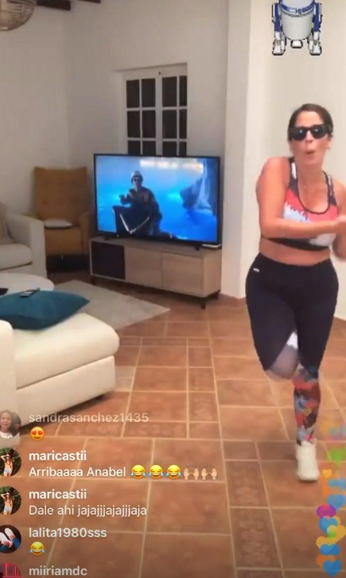 La nueva sección de Anabel Pantoja en la tele que ha resistido a todos sus compañeros 12