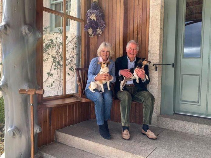 La adorable foto del abuelo Carlos de Inglaterra tomada por su nuera Kate 20
