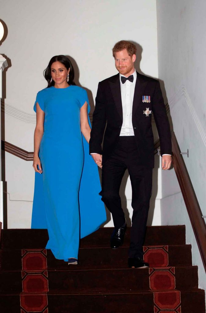 El regalo simbólico de Meghan Markle al Príncipe Harry para su aniversario de boda 3