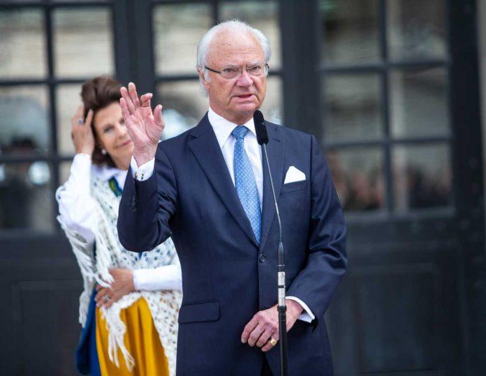El rey Carlos Gustavo de Suecia cumple 74 años rodeado de su familia (menos uno) 18