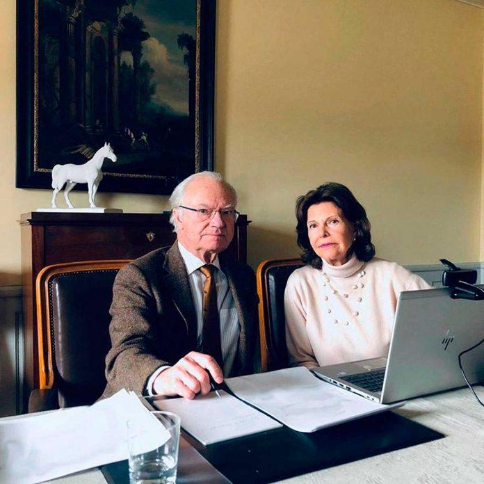 El rey Carlos Gustavo de Suecia cumple 74 años rodeado de su familia (menos uno) 20