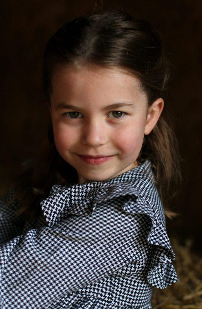 Charlotte de Cambridge cumple 5 años y lo celebra de la manera más cariñosa 2