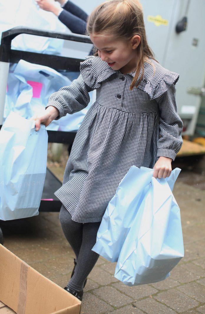 Charlotte de Cambridge cumple 5 años y lo celebra de la manera más cariñosa 6