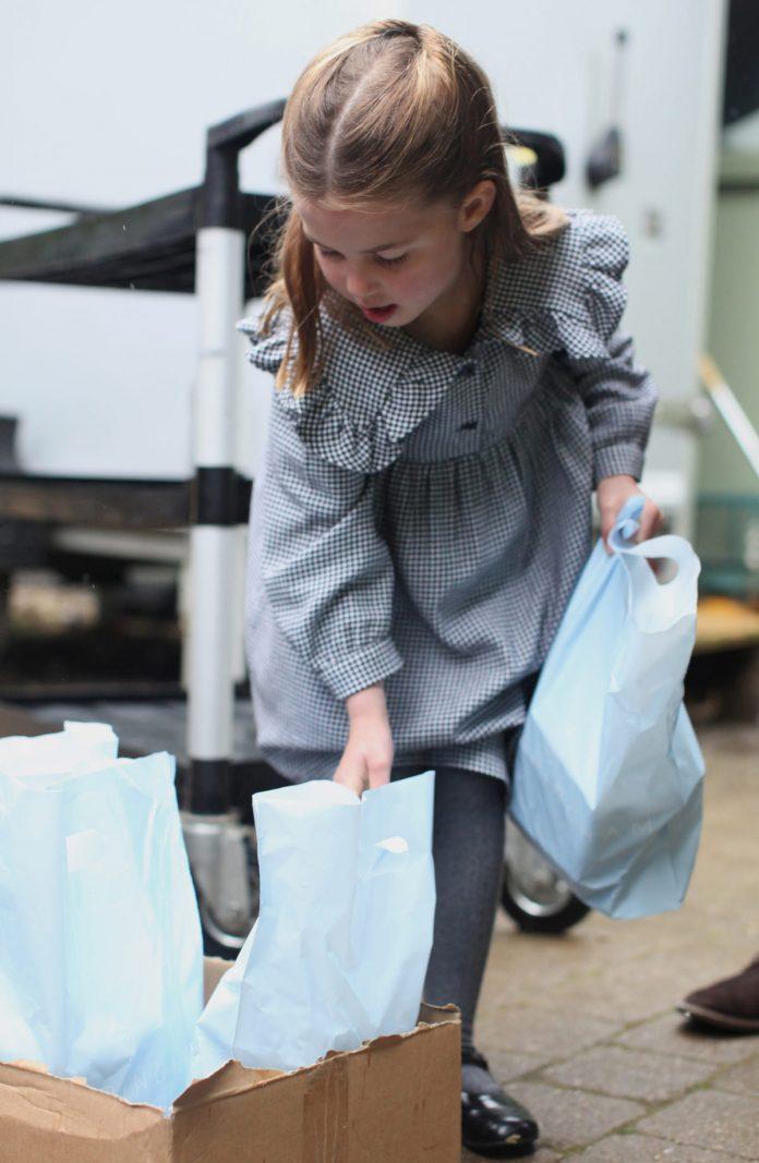 Charlotte de Cambridge cumple 5 años y lo celebra de la manera más cariñosa 4
