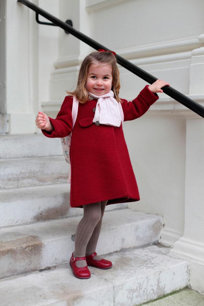 Charlotte de Cambridge cumple 5 años y lo celebra de la manera más cariñosa 14