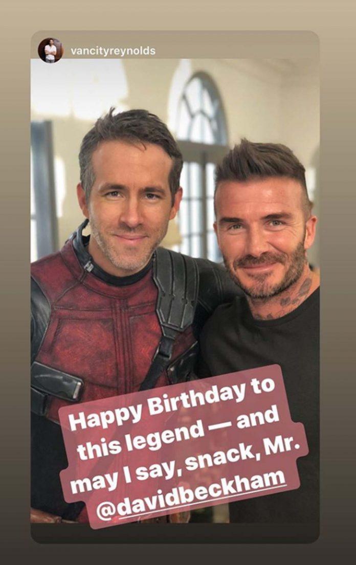 Las tiernas felicitaciones de Victoria a David Beckham por su 45 cumpleaños. 14