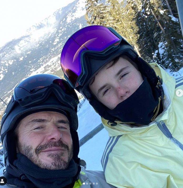 Las tiernas felicitaciones de Victoria a David Beckham por su 45 cumpleaños. 10