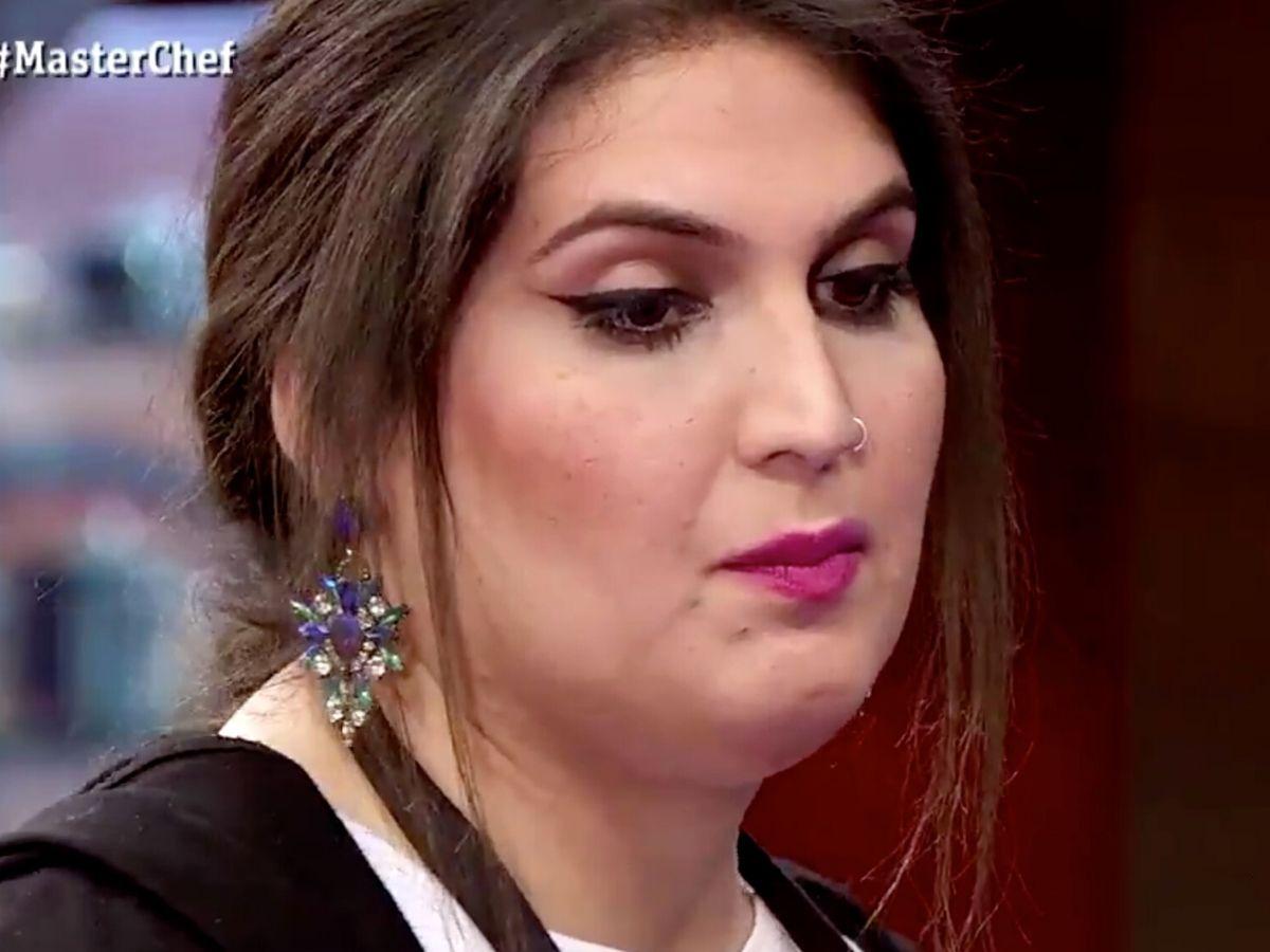 La ira de Jordi Cruz a Sarai después de presentar el plato más lamentable de 'Masterchef' 4