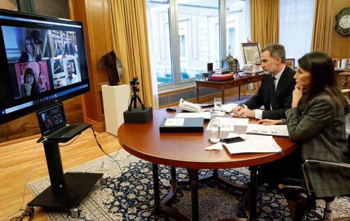 Todas las claves del manual de videoconferencia según Letizia 12
