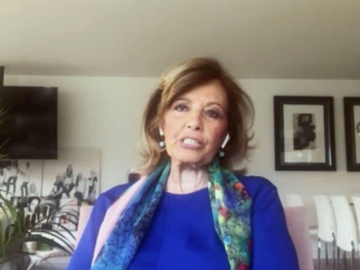 """María Teresa Campos habla de su aislamiento: """"me han cogido débil psicológicamente"""" 4"""