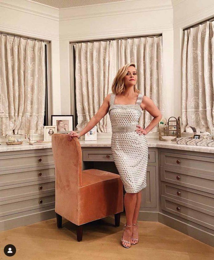 La mansión que Reese Witherspoon ha vendido por 16 millones de euros. 16