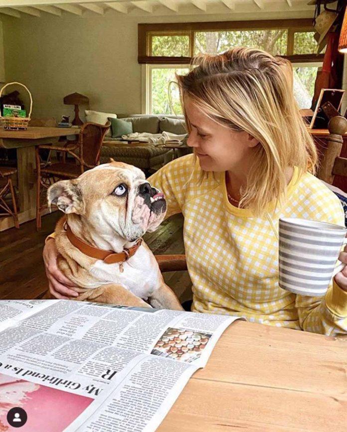 La mansión que Reese Witherspoon ha vendido por 16 millones de euros. 14
