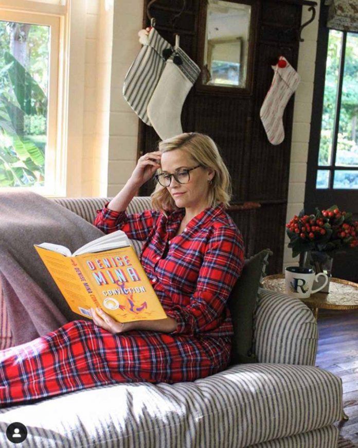 La mansión que Reese Witherspoon ha vendido por 16 millones de euros. 8