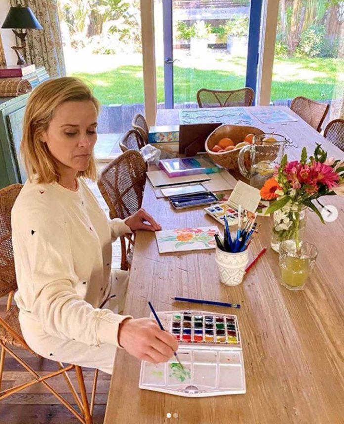 La mansión que Reese Witherspoon ha vendido por 16 millones de euros. 30
