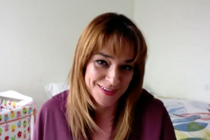 Toñi Moreno celebra su primer cumpleaños como madre 10