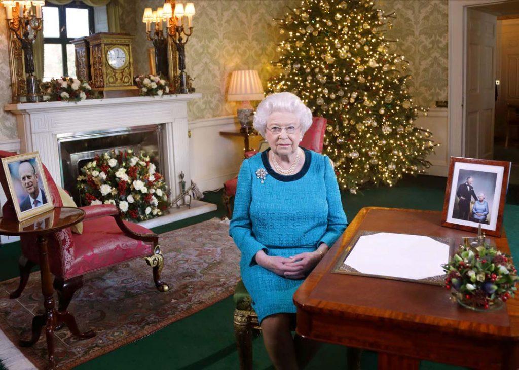 Homenaje de Isabel II a su padre en el 75 aniversario de la Segunda Guerra Mundial 2