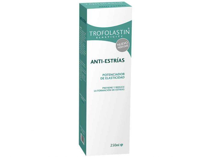 Las cremas y tratamientos que te ayudarán a reducir las estrías. 8