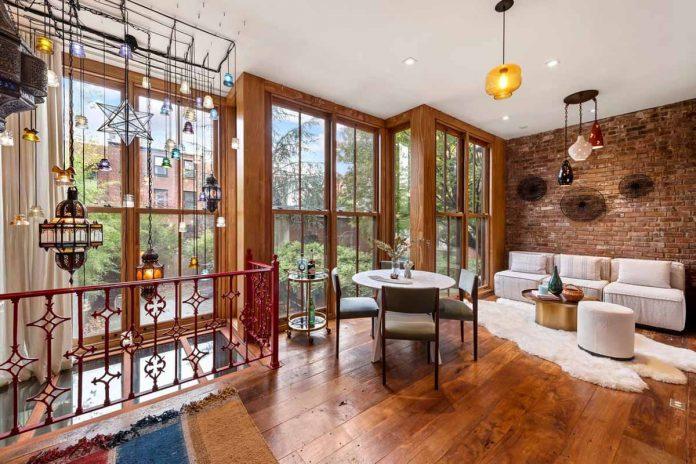 Nos colamos en la increíble casa que Norah Jones tiene en venta en Nueva York 4