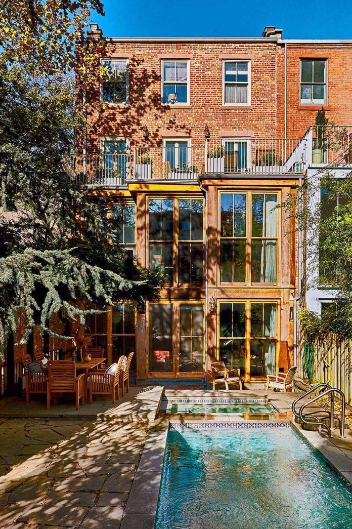 Nos colamos en la increíble casa que Norah Jones tiene en venta en Nueva York 8