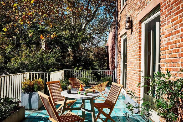 Nos colamos en la increíble casa que Norah Jones tiene en venta en Nueva York 10