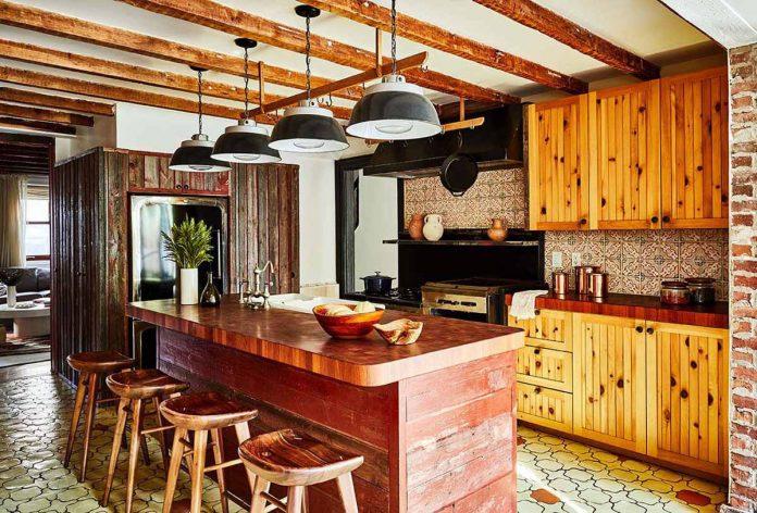 Nos colamos en la increíble casa que Norah Jones tiene en venta en Nueva York 6