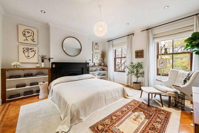 Nos colamos en la increíble casa que Norah Jones tiene en venta en Nueva York 18