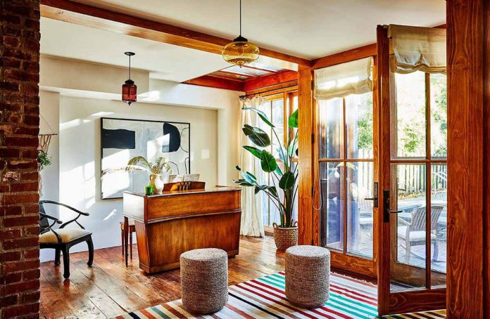 Nos colamos en la increíble casa que Norah Jones tiene en venta en Nueva York 14