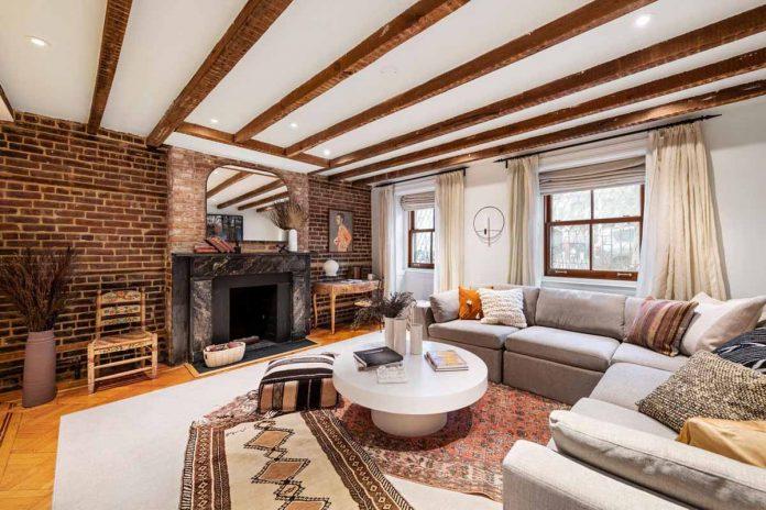 Nos colamos en la increíble casa que Norah Jones tiene en venta en Nueva York 16