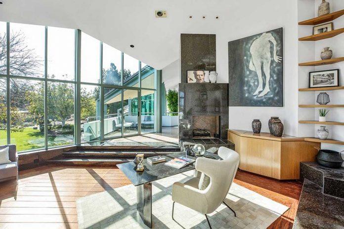 La espectacular mansión que Pharrell Williams pone a la venta en Beverly Hills 24