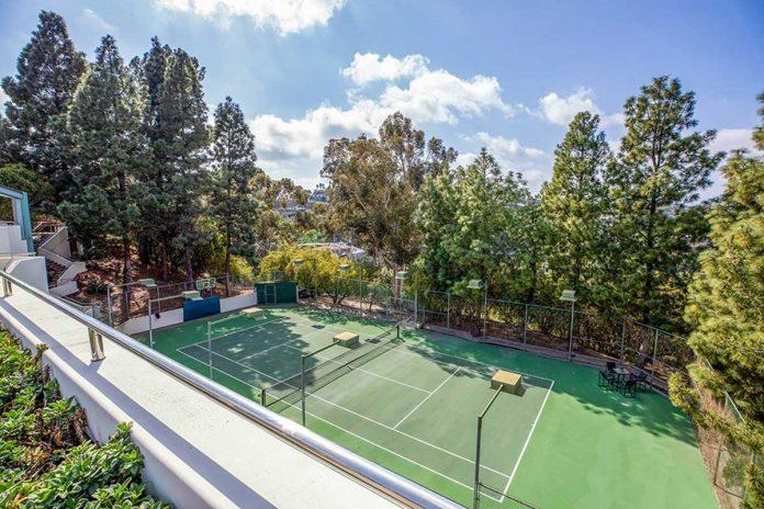 La espectacular mansión que Pharrell Williams pone a la venta en Beverly Hills 18
