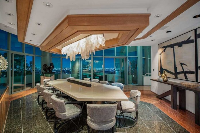 La espectacular mansión que Pharrell Williams pone a la venta en Beverly Hills 10
