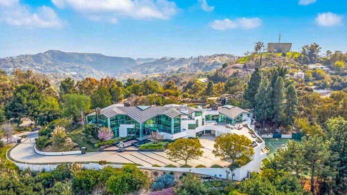 La espectacular mansión que Pharrell Williams pone a la venta en Beverly Hills 46