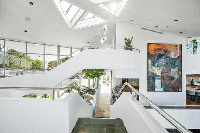 La espectacular mansión que Pharrell Williams pone a la venta en Beverly Hills 4