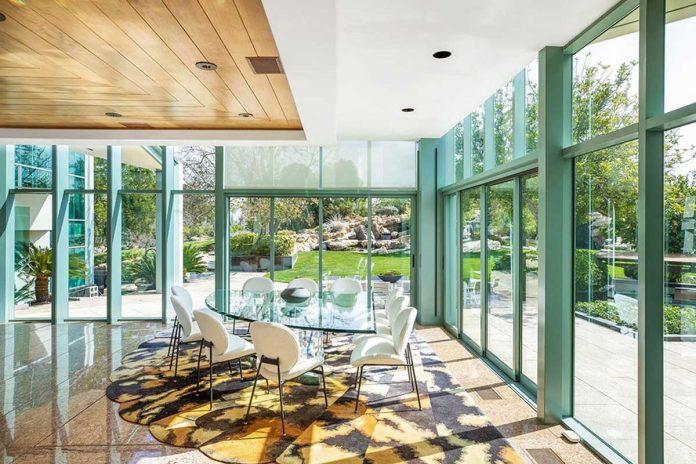 La espectacular mansión que Pharrell Williams pone a la venta en Beverly Hills 8
