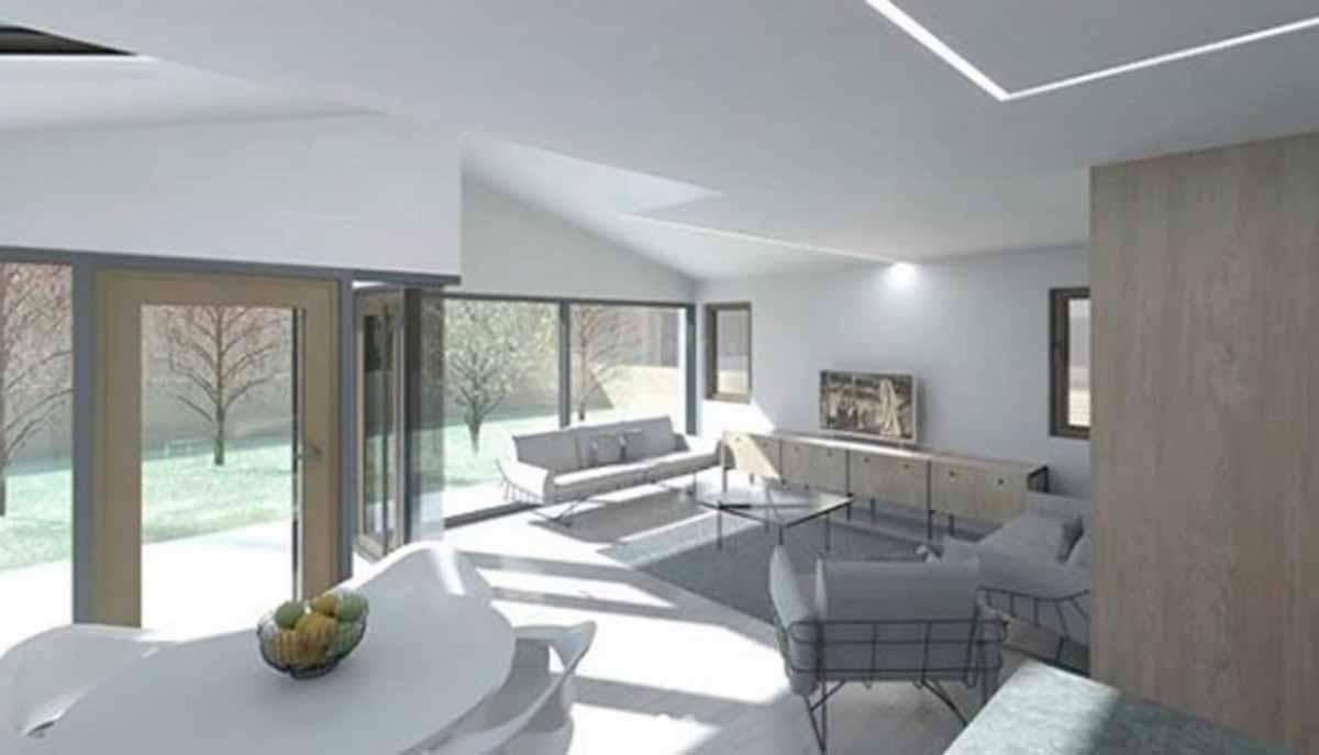 Verdeliss finalmente se muda a su impresionante villa de 600,000 euros 4