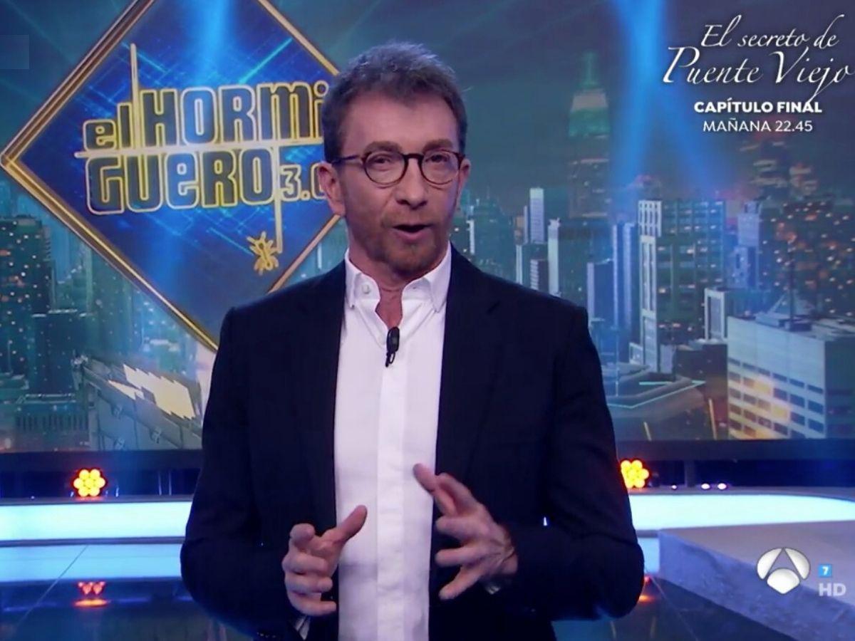 """Pablo Motos: """"Una persona muy importante me dijo que yo nunca podría hacer televisión"""" 2"""