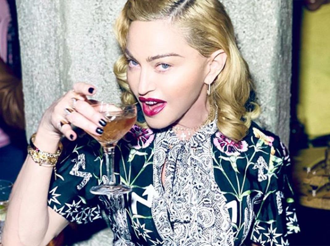 Madonna revela que ha superado el coronavirus y dona un millón de dólares para la vacuna. 2