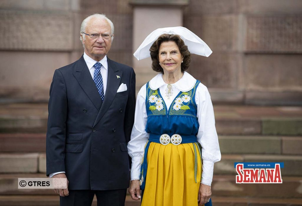 Este ha sido el día nacional sueco atípico 2