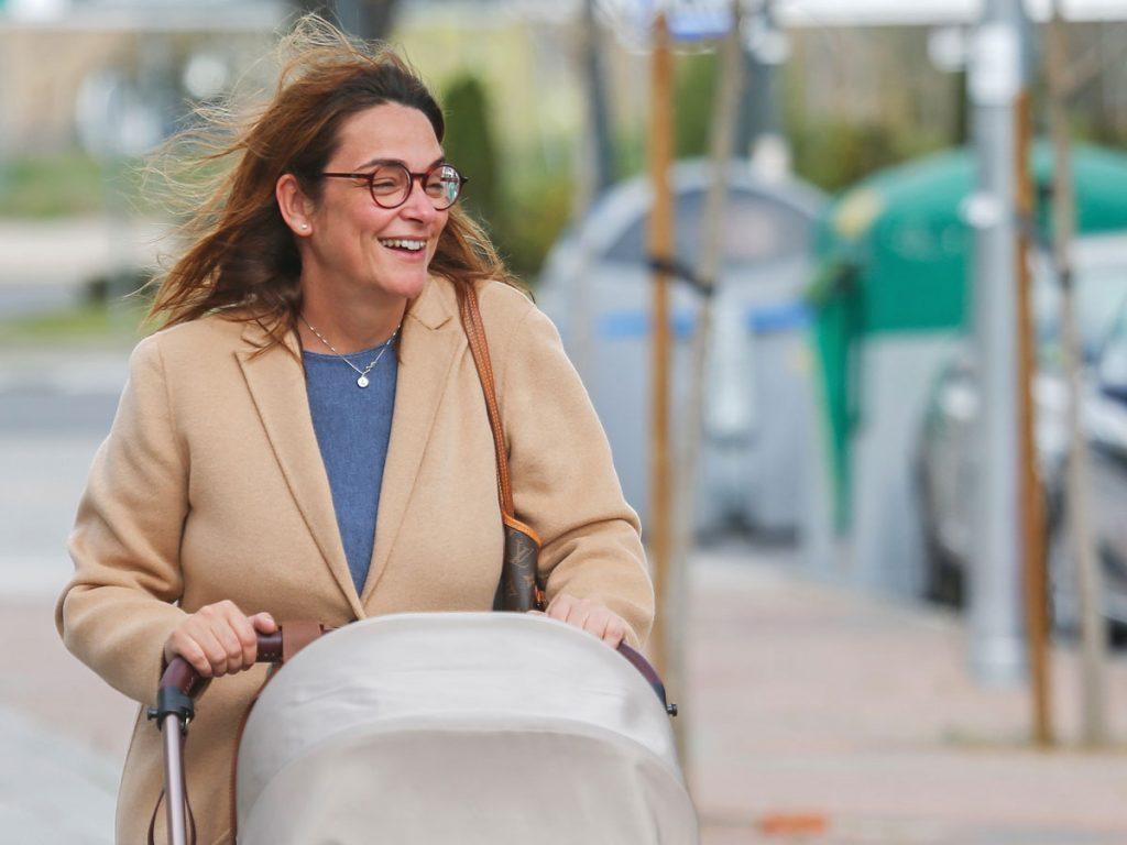 Toñi Moreno celebra su primer cumpleaños como madre 2
