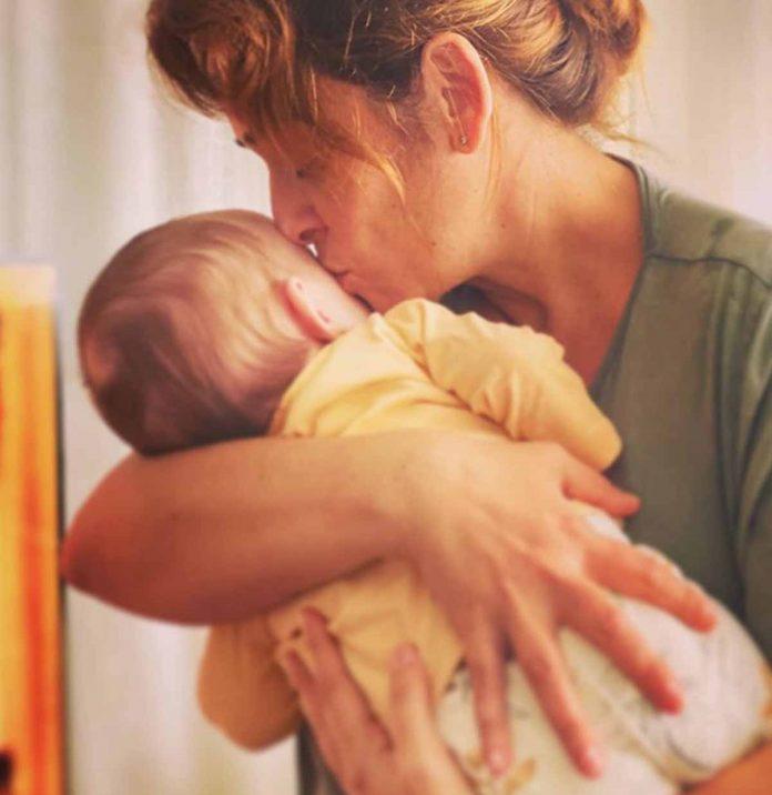 Toñi Moreno celebra su primer cumpleaños como madre 6