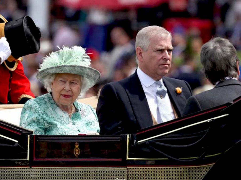 El príncipe Andrew explota ante nuevas acusaciones de la justicia de los Estados Unidos 2